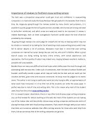 Resume Writing Services Reviews Entry Level Resume Outline Reader Response Essay Samples Best