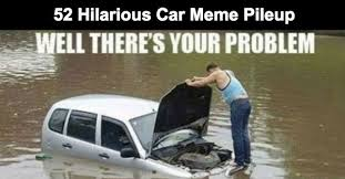 Meme Car - 52 car meme pileup odometer com