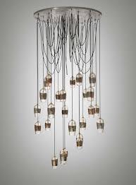 Design Chandeliers Mirrored Pendant Chandelier By Alison Berger Contemporist