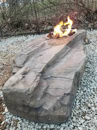 Rock Firepit Pits Welcome To Boulder Pits