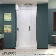 Silicone Shower Door Seal Shower Clear Shower Doors Dreamline Elegance To In Frameless