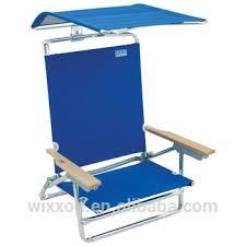 chaise pliante de plage 5 réglable chaise pliante chaise de plage avec auvent et