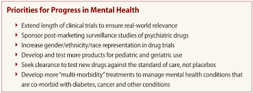 chance needed in mental health clinical trials centerwatch news
