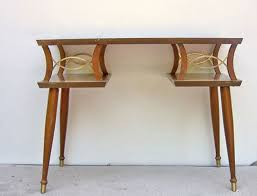 Antique White Console Table Console Tables Vintage Console Tables For Sale Mid Century