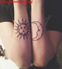 sun and moon design idea for and