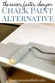 what is the best type of paint to use on slate a better alternative to chalk paint best type of paint for