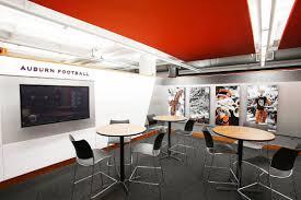 inside auburn u0027s new football locker room