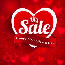 valentines sale happy day big sale free vector in adobe illustrator ai