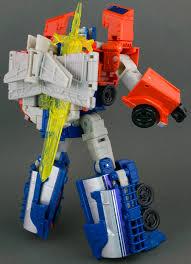 tfw2005 u0027s titans return optimus prime photoshoot transformers