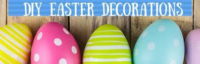 Easy Handmade Easter Decorations by 7 Easy Easter Diy Decorations Coldwell Banker Blue Matter
