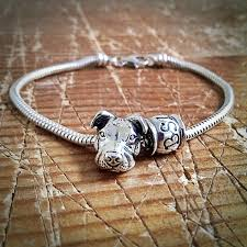snake bracelet charms images Shop for smiling pit bull charm and bracelet sterling silver jpg