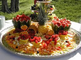 fruit table display ideas fruit display wedding table decorations choice image wedding