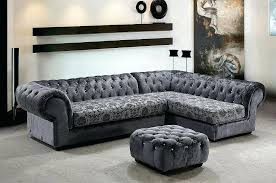 Mini Sectional Sofas Grey Sofa With Chaise For Grey Mini Micro Fiber
