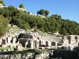Marcus Amphitheater Map Butrint U2013 Wikipedia