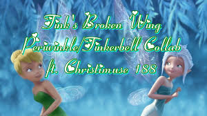 secret wings tink u0027s broken wing periwinkle tinkerbell