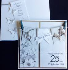 order code 021407 5 25th wedding anniversary card in one of my