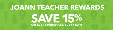 black friday deals for teachers shop for teacher rewards registration form supplies joann