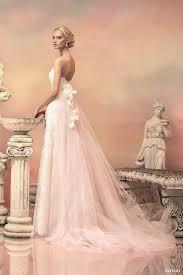 pink lace wedding dress papilio 2015 wedding dresses hellas bridal collection part 1