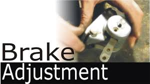 go kart mechanical brake caliper adjustment youtube