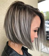 coloring gray hair with highlights hair highlights for gray hair highlights gray highlights and silver hair highlights