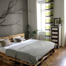 Schlafzimmer Ideen Wandgestaltung Grau Gemütliche Innenarchitektur Schlafzimmer Modern Wand Blau