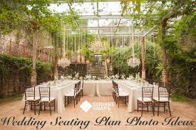 wedding photo seating plan ideas