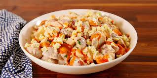 Buffalo Chicken Best Buffalo Chicken Potato Salad Recipe Delish