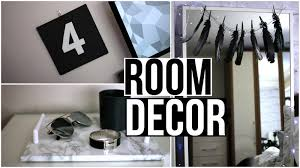 Diy Bedroom Projects by Diy Room Decorations Diy Room Projects 2016 Youtube