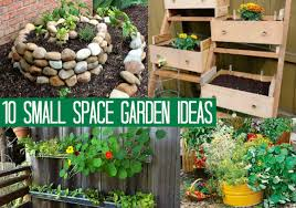 Small Garden Space Ideas 1o Small Space Garden Ideas Oh My Creative
