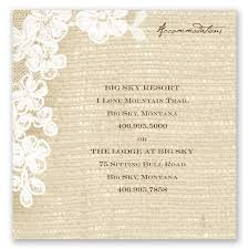 wedding invitation wording accommodation matik for