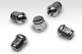 mercedes wheel nuts closed end small seat lug nuts for mercedes audi and vw