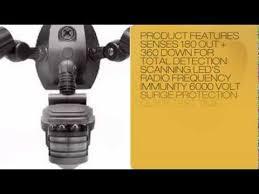 rab led motion sensor light rab lighting stl360h super stealth 360 sensor with floods 1000w 120v