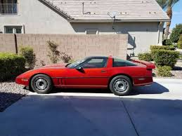 1987 greenwood corvette 1987 corvette 67k with greenwood fin mod 350 v8 for sale
