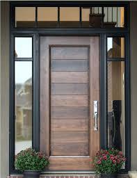 Wood Exterior Entry Doors Entry Wood Door Handballtunisie Org