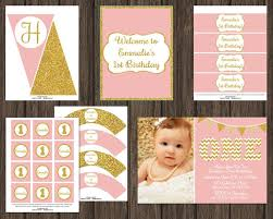 57 best 1st birthday invitations images on pinterest 1st