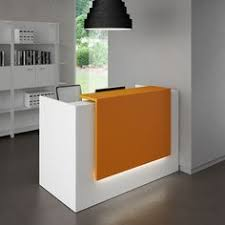 Small Reception Desk Ideas High End Modern Office Furniture Small Reception Desk Salon