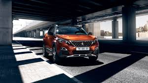 peugeot 3008 revealed a new suv look for pug u0027s 2016 family