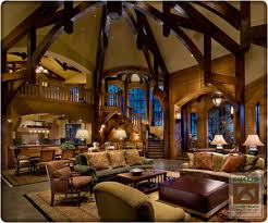 timber frame great room lighting large open spaces traditional family room phoenix by euclid