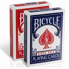 bicycle card deck fast shipping magictricks