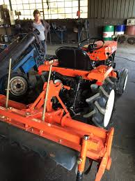 a little on the hinomoto garden tractor forum gttalk
