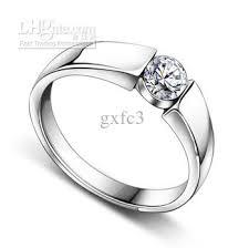 wedding ring models 18k top simulation diamond ring models diamond ring