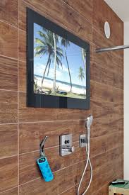 best 20 bathroom televisions ideas on pinterest tub surround