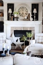 Ideas On Interior Decorating Best 25 Brick Fireplace Decor Ideas On Pinterest Fire Place