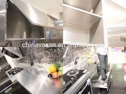 Top Grade Stainless Steel Water Resistant Kitchen Cabinet Made In - Kitchen cabinets made in china