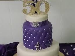 3 tier 50th birthday cake with a taller 2nd tier cakecentral com