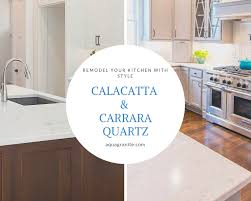 are quartz countertops in style calacatta quartz carrara quartz countertops for gorgeous