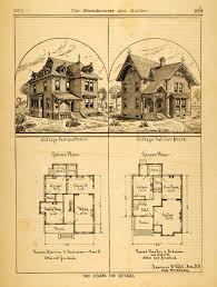 old victorian house floor plans old house plans pinterest