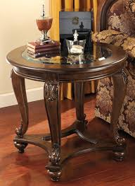Ashelys Furniture Buy Ashley Furniture T499 6 Norcastle Round End Table