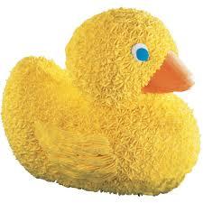 duck cake wilton 3 d rubber ducky pan novelty cake pans