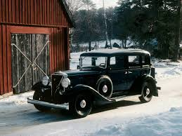 volvo sweden website volvo pv 650 series volvo pv 653 1933 34 230 cars built